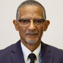 One of BWSC's Commissioners, Muhammad Ali Salam